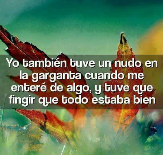 Fingir Que Todo Está Bien Just My Luck Quotes Famous Quotes