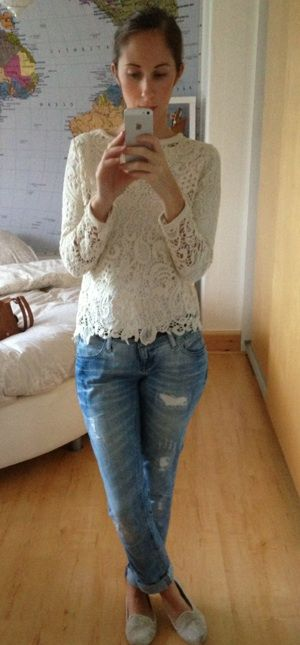 Dress Down Friday Today I M Wearing Women S Style Pinterest