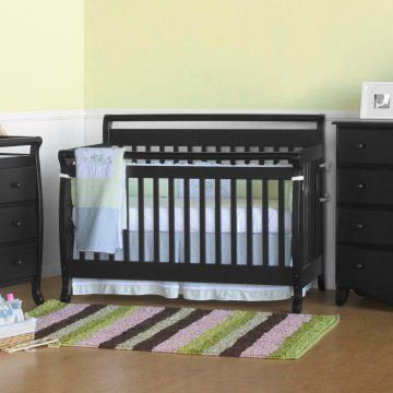 DaVinci Emily II 4-in-1 Convertible Crib Collection - Baby Cribs at ...