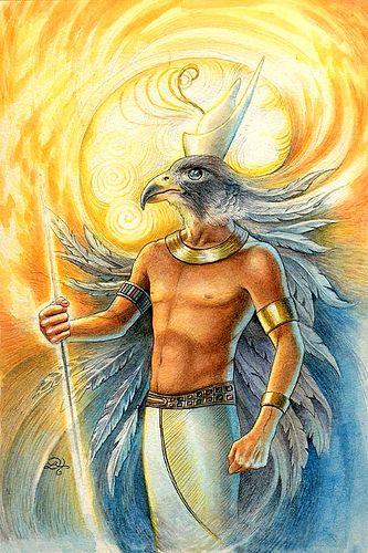 Egyptian God Thoth Symbols