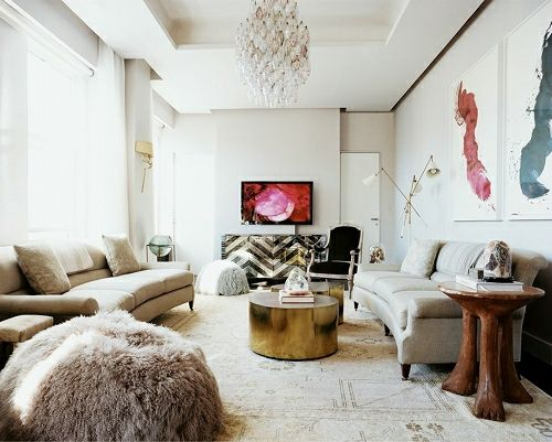 Kleines Wohnzimmer Gestalten Wohnideen Weltlich Kombiniert