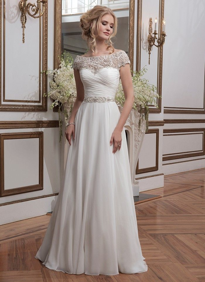 Wine Country Bride - Bridal Gown Designers - Justin Alexander ...