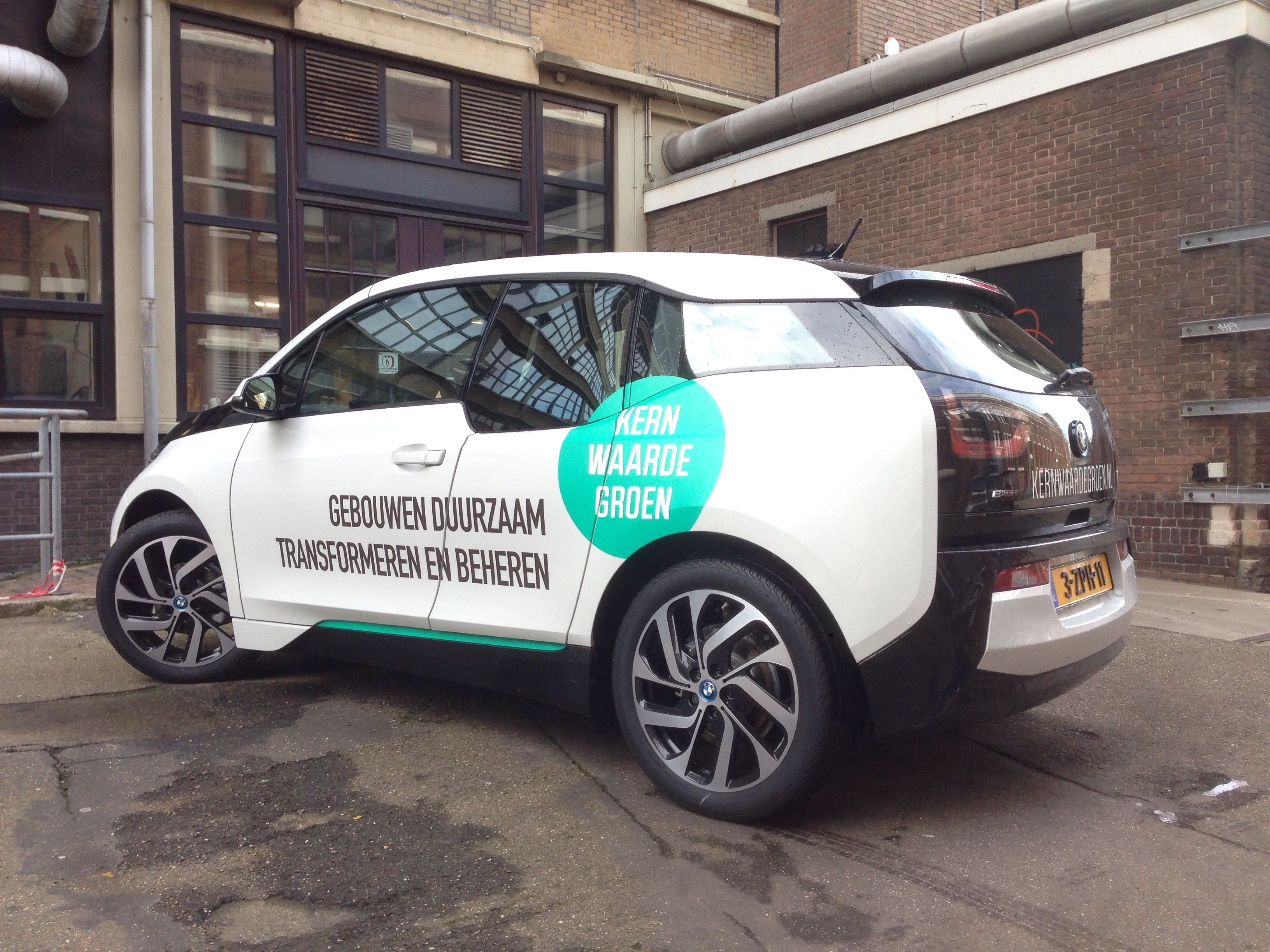 BMWi3 Kernwaarde Groen  #bmwi3 #sustainable #bmw #bmwi #electriccar #holland #polder #igaddict #picture #followme robert_sengers