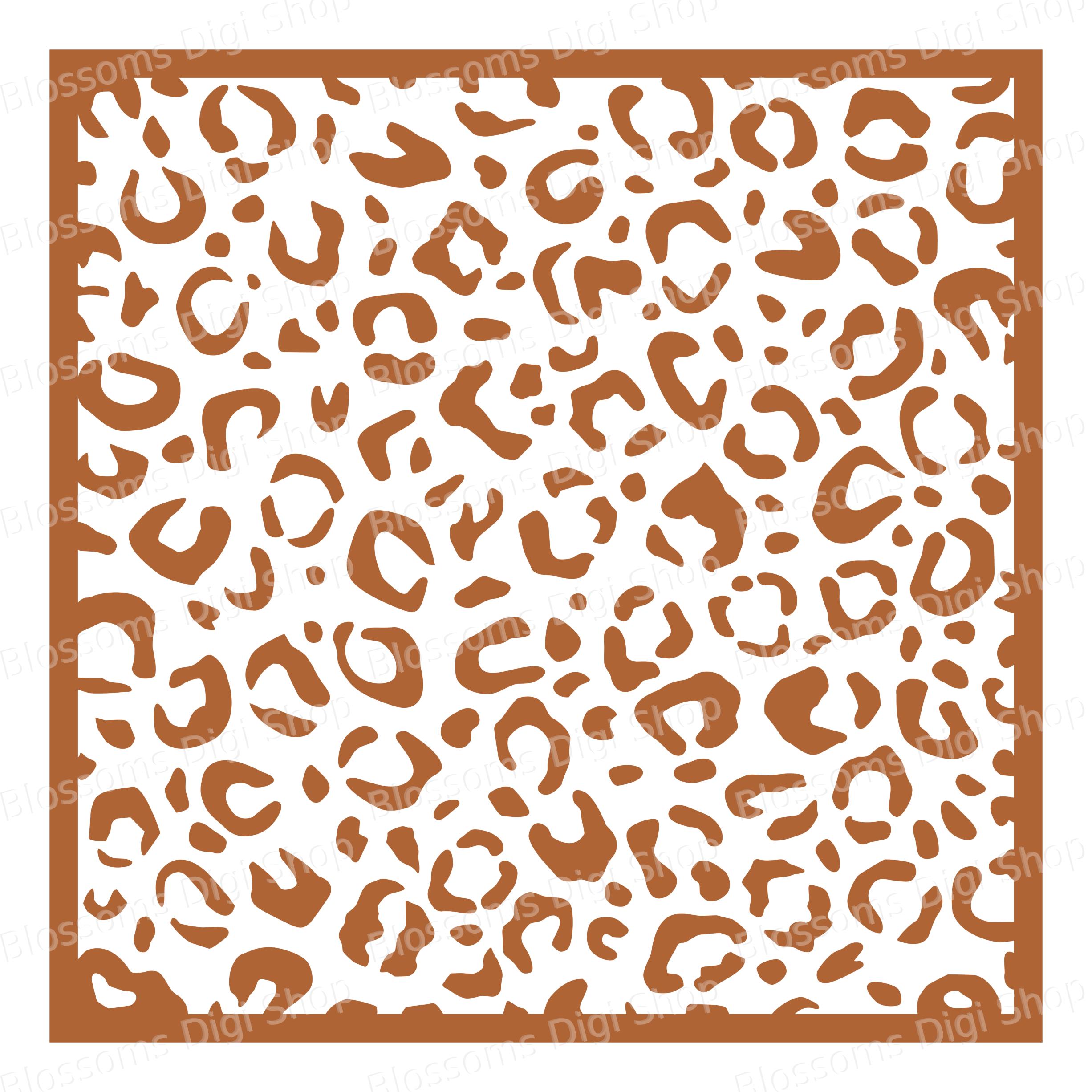 Animal print svg bundle, digital download, eps vector file