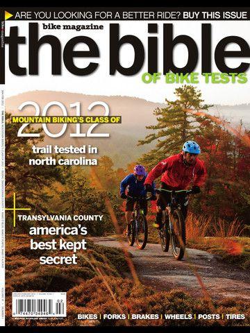Bike Magazine Showcases The Sport Of Mountain Biking Like No Other