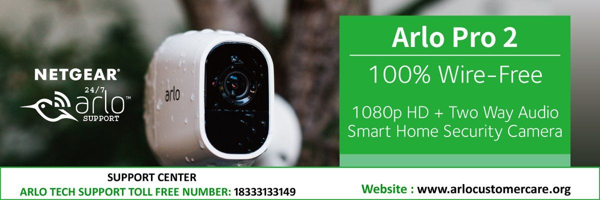 Arlo Camera Support on Security cameras for home, Smart