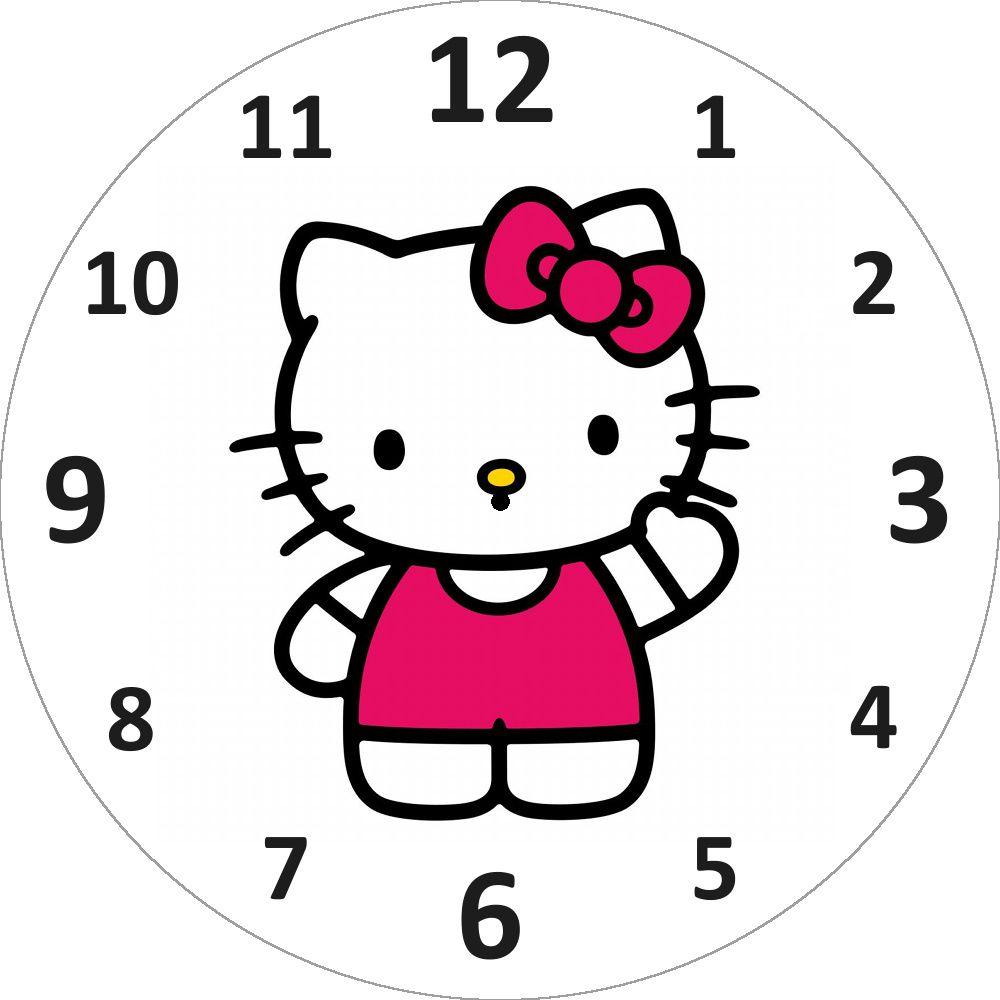 Como hacer un reloj de hello kitty buscar con google - Hacer un reloj de pared ...
