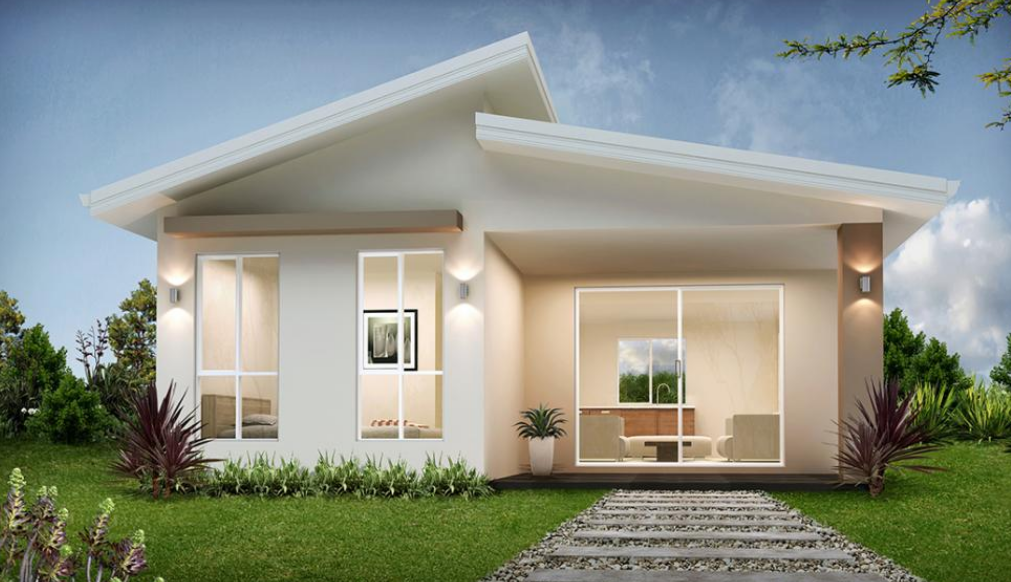 Spend Your Memorable Time At Granny Flat House Exterior Modern Bungalow House Design Modern Bungalow House