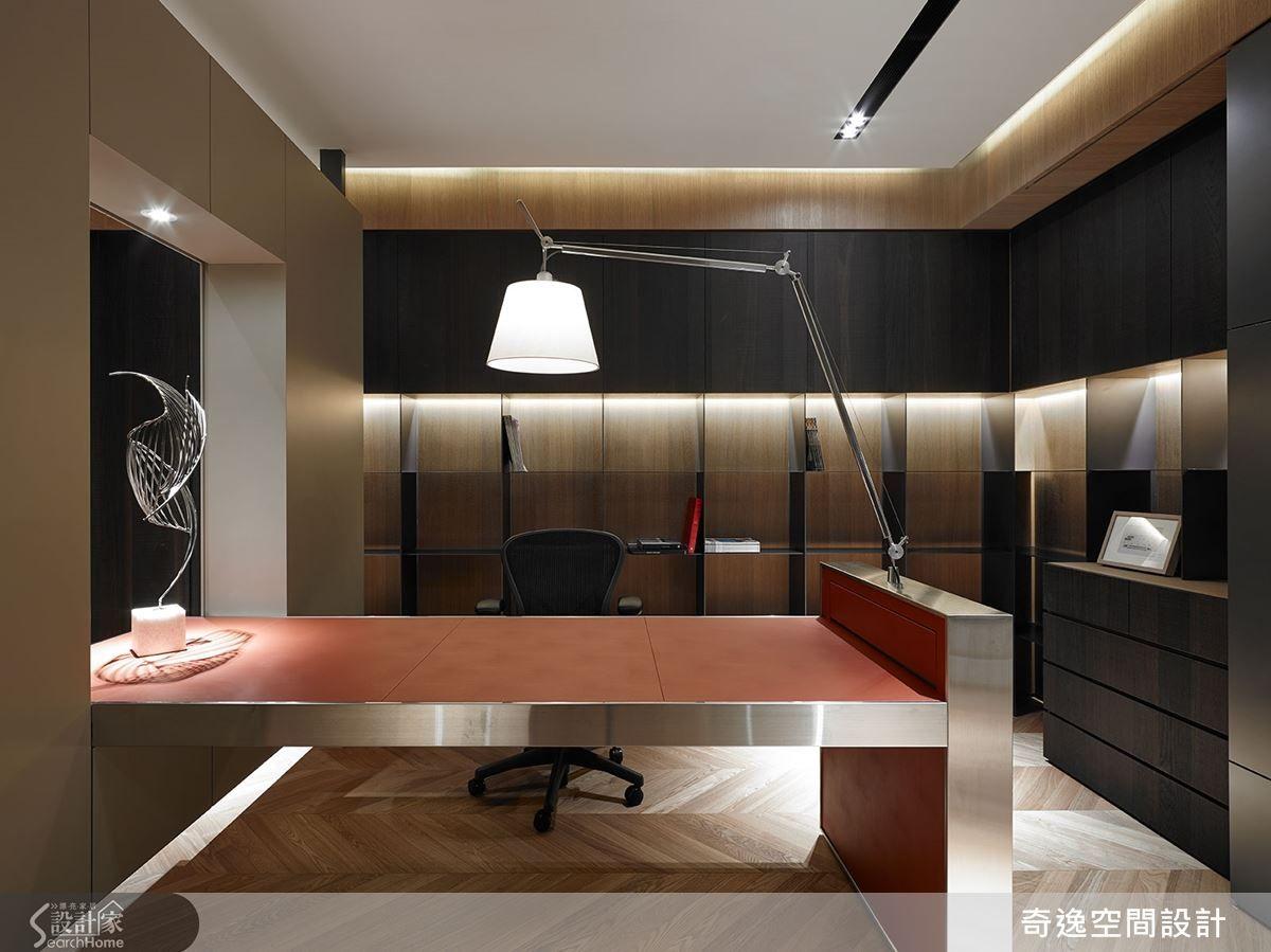 Tv 兩公分決勝 首席人生的現代風豪宅 Work Room Ceiling Lights Room