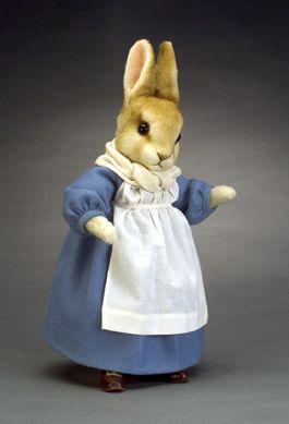 Mrs. Rabbit | Beatrix Potter | Rabbit, Peter rabbit, Bunny art