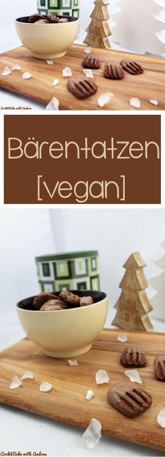 Bärentatzen – meine persönlichen Lieblinge – Vegan  Backen   ❤❤❤    Vegan Baking