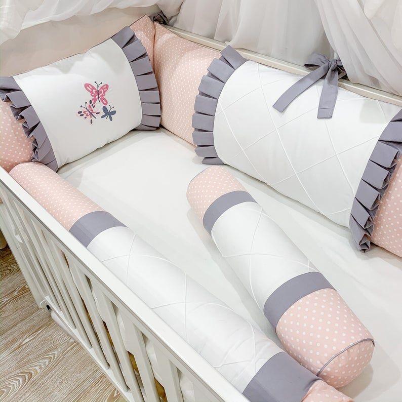 Pin On Baby Girl Crib Bedding Sets