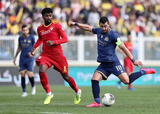 أهداف مباراة النصر وضمك في الدوري السعودي En 2020
