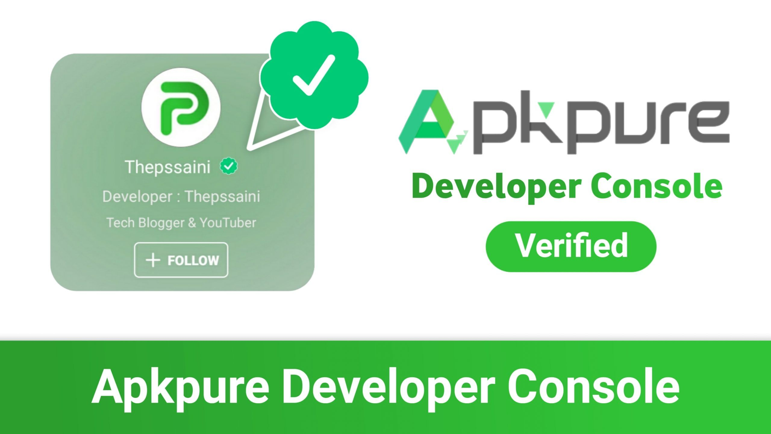 How To Create Apkpure Developer Console Account For Free