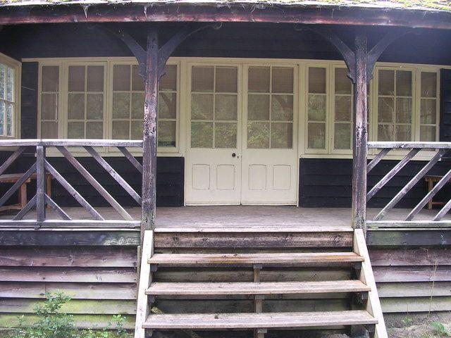 The queen's beach hut at Holkham | Beach hut, Outdoor decor, Hut