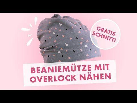 5 Gründe warum ich meine Overlock nicht missen möchte - das kann die Overlock Nähmaschine - YouTube #bonnets