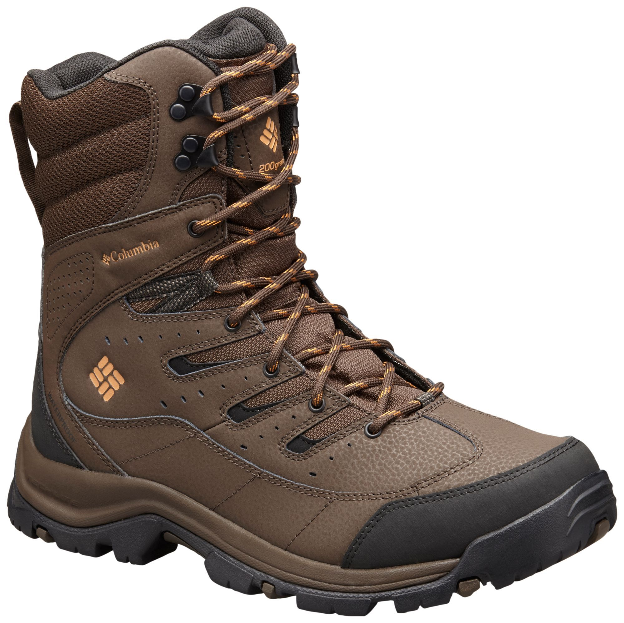 4bb66ac72ca Columbia Men's Gunnison Plus 200g Waterproof Winter Boots | Products ...