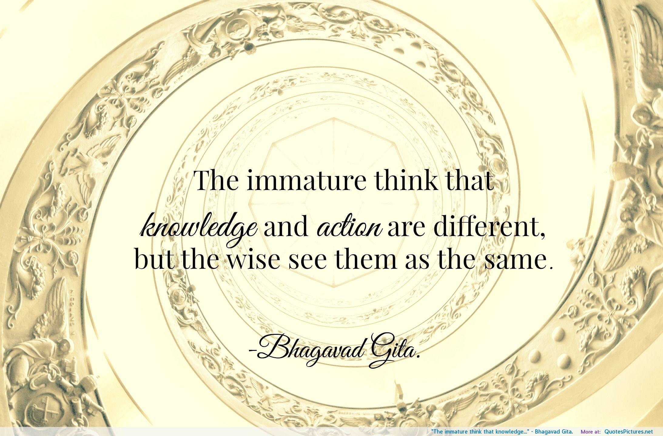 Souvent Bhagavad Gita Quotes In English. QuotesGram | CONSCIOUS DEBATE  JT84
