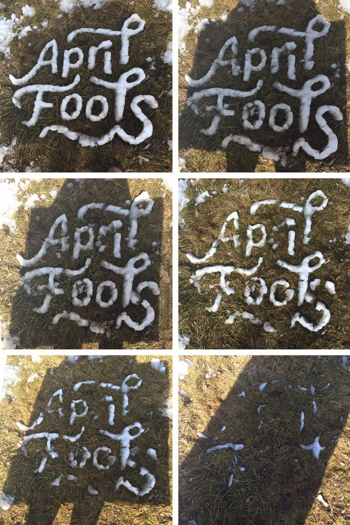 snow-typography-lettering-melting