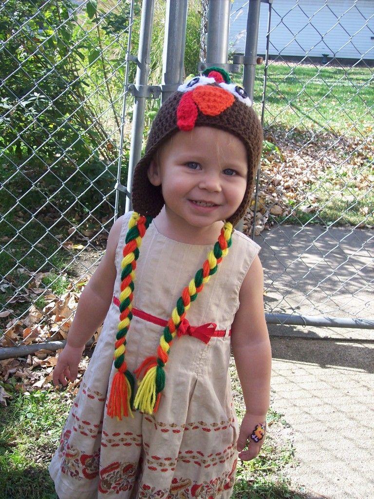 Free crochet pattern for turkey hat noah albert pinterest free crochet pattern for turkey hat bankloansurffo Gallery