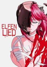 Elfen Lied Tv Ma Anime Anime Watch Manga