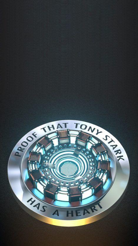 Tony Stark Heart Arc Reactor Mark 1 IPhone Wallpaper - IPhone Wallpapers