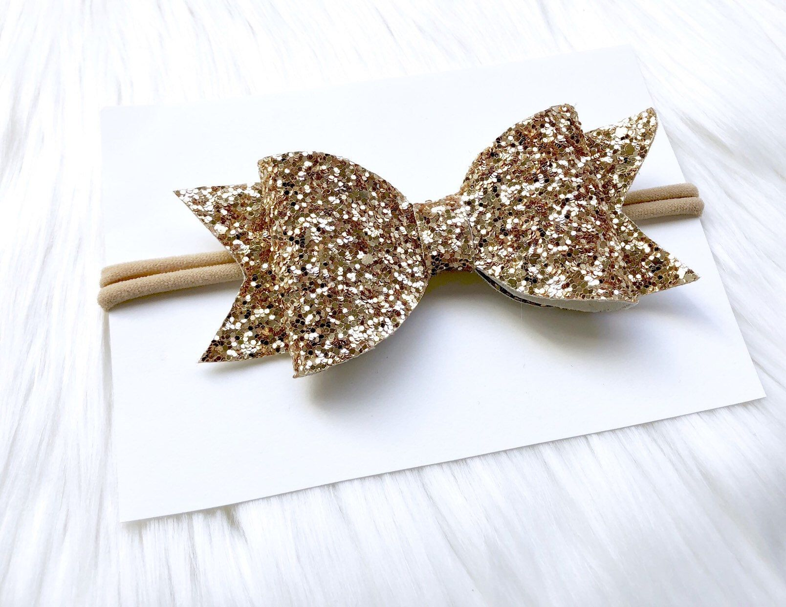 """50 BLESSING 4.5/"""" Rose Cheer Hair Accessories Bow Clip National Flower Clover"""