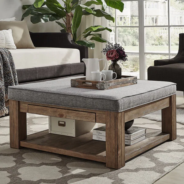 our best living room furniture deals  storage ottoman