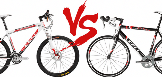 Mountain Bike Vs Road Bike Vs Cyclocross Bikes We Help You