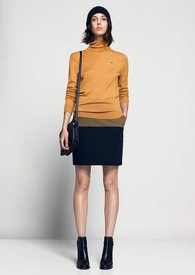 Lacoste Autumn/Winter, 2014. #fashion #fashiontrends #trends #style #winter #2014 #lacoste #smh #lifeandstyle