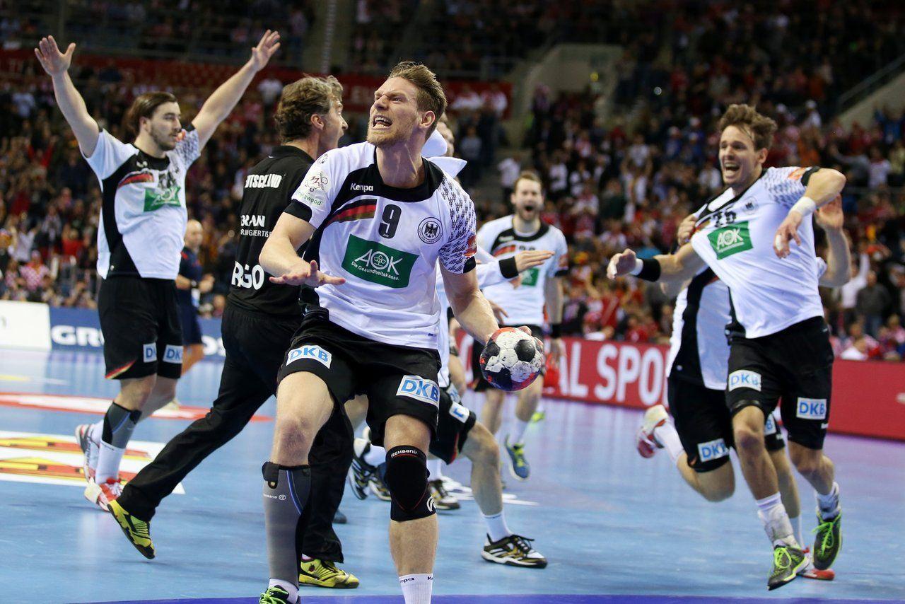 Handball-EM 2016: Deutschland vor dem Finale gegen Spanien