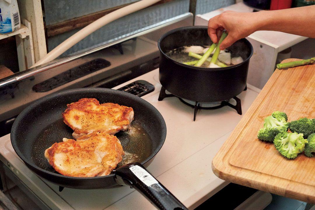 伝説の家政婦 志麻さん直伝 適当でもおいしい料理のコツ おいしい