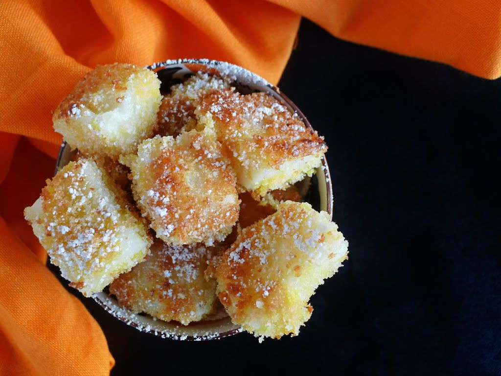 Fried milk: a recipe for making an unusual dessert and not only 84