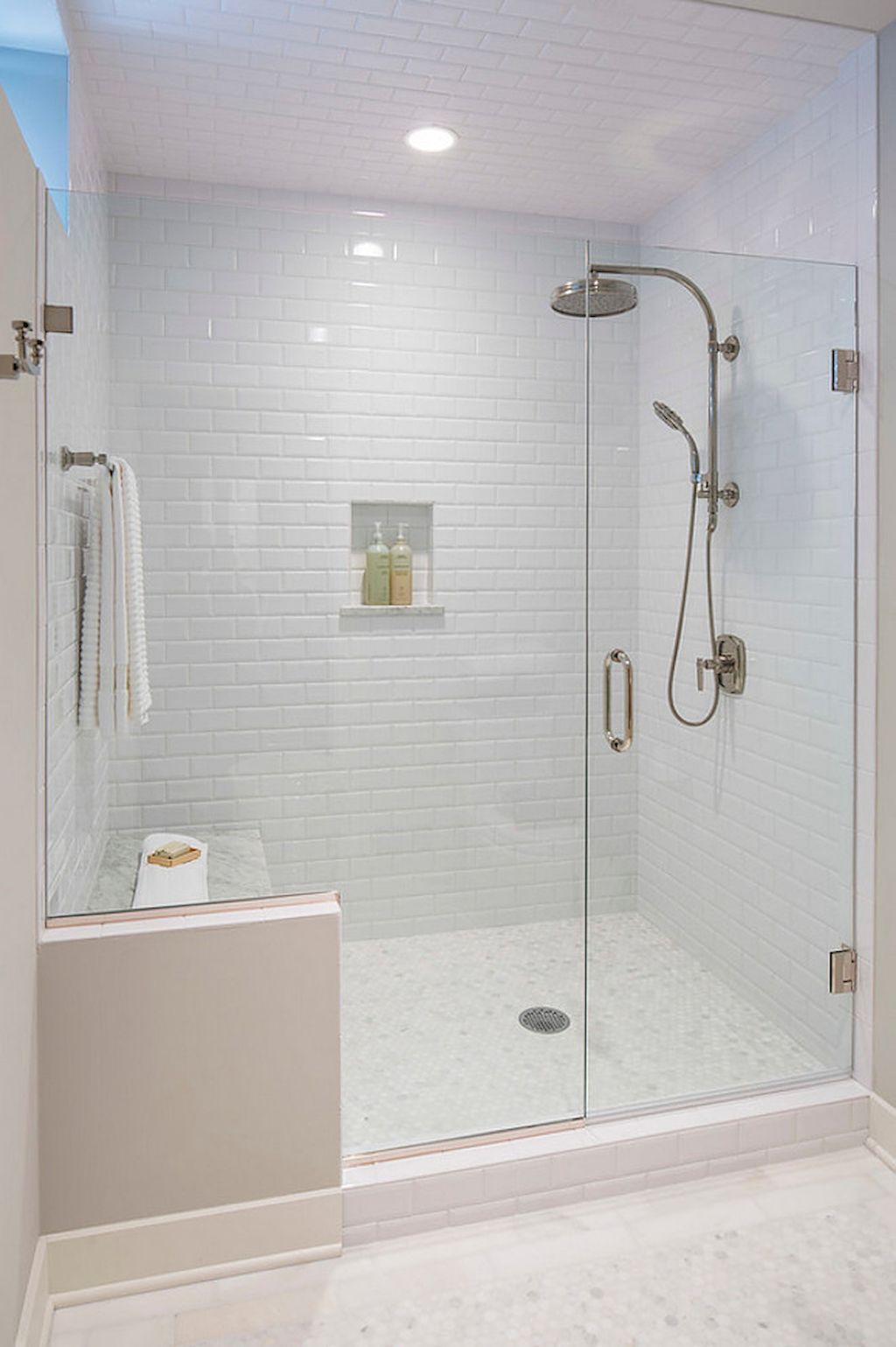 Fresh and cool small bathroom remodel ideas on a budget (6 | Small ...