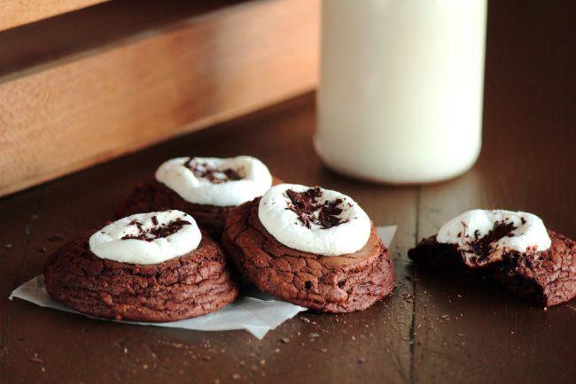 Hot Cocoa Cookies very good recipe