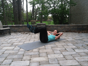 Createlive: Summer Shape-Up Workout: 25 Minute Full Body Tabata Sequence