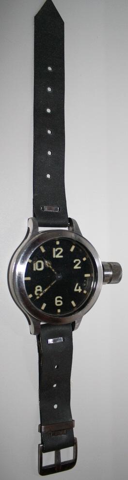 """191 ЧС"" 191 ChS, Soviet Diver Watch"