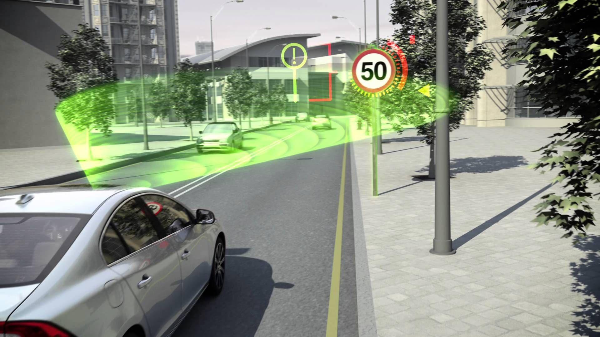 Volvo traffic signs recognition system | Car, Volvo, Volvo cars