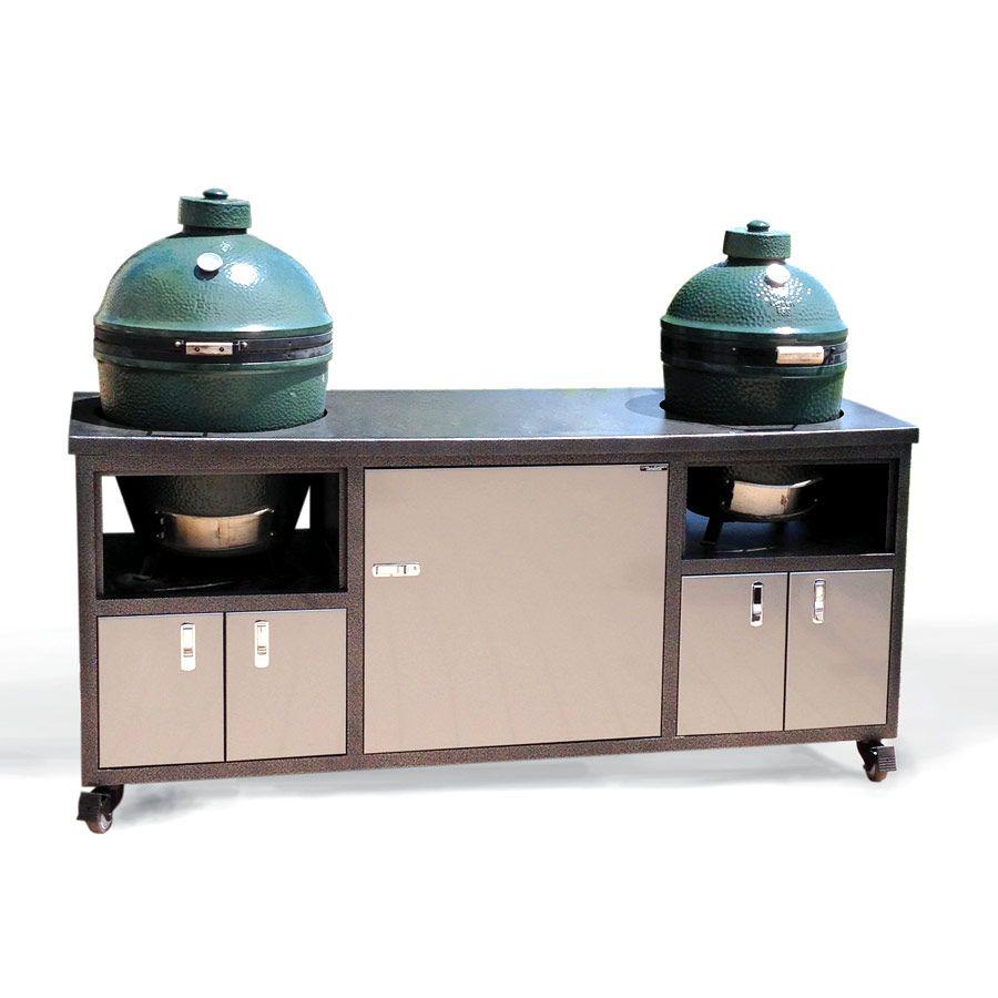CHALLENGER DESIGNS +grill • Torch 76   Big Green Egg Outdoor ...