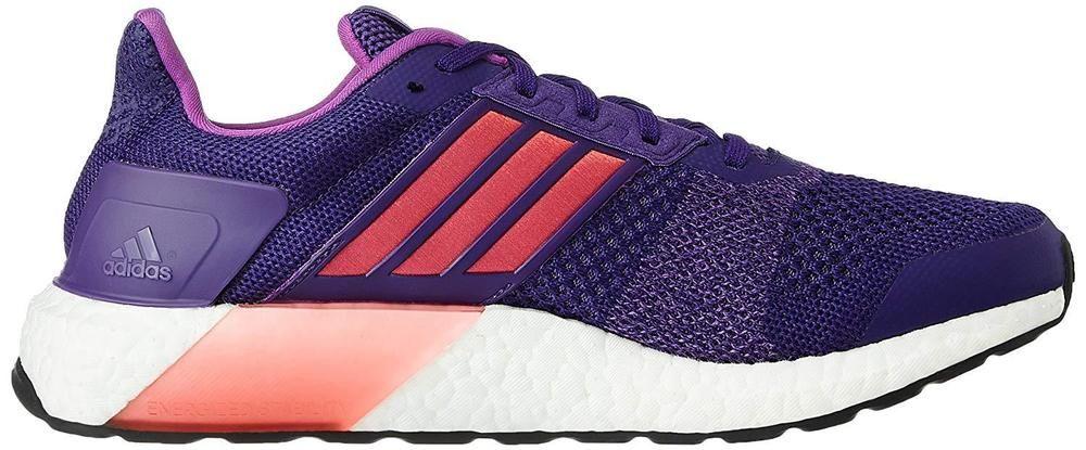 f22758debe69 NEW Adidas Ultra Boost ST Primknit Purple White AQ4430 Women s  adidas   RunningCrossTraining  Ultraboost