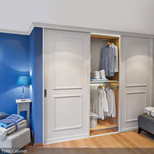 Einbauschrank mit Schiebetüren   Einbauschrank Schlafzimmer ...