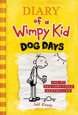 Diary of a wimpy kid book 4 dog days is the fourth book of the diary of a wimpy kid book 4 dog days is the fourth book of the novel written by american author and cartoonist jeff kinney this book is the 4th book of solutioingenieria Images
