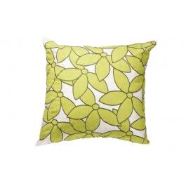 Jysk.ca - ULA Leaves Embroidered Cushion - Green Cheap & Affordable Home Decor Pinterest ...