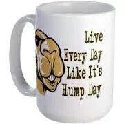 no, just enjoy some coffee.