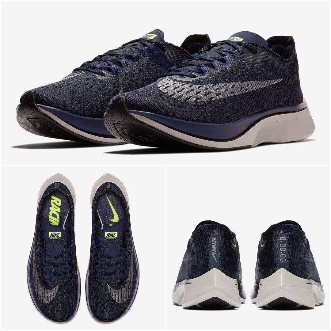 349dac43a8b79 Nike Zoom VaporFly 4% Obsidian | Nike Shoes | Nike, Nike zoom, Shoes