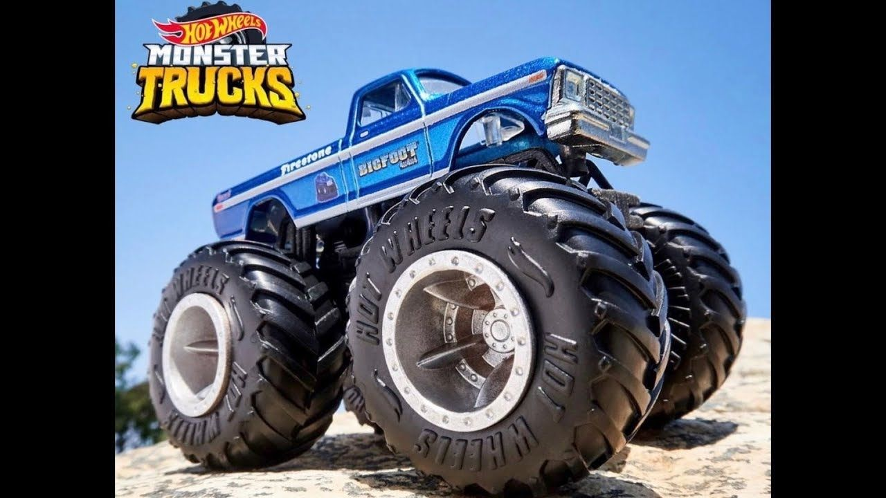 Hot Wheels Bigfoot 4x4 Confirmed For 2019 Hotwheels
