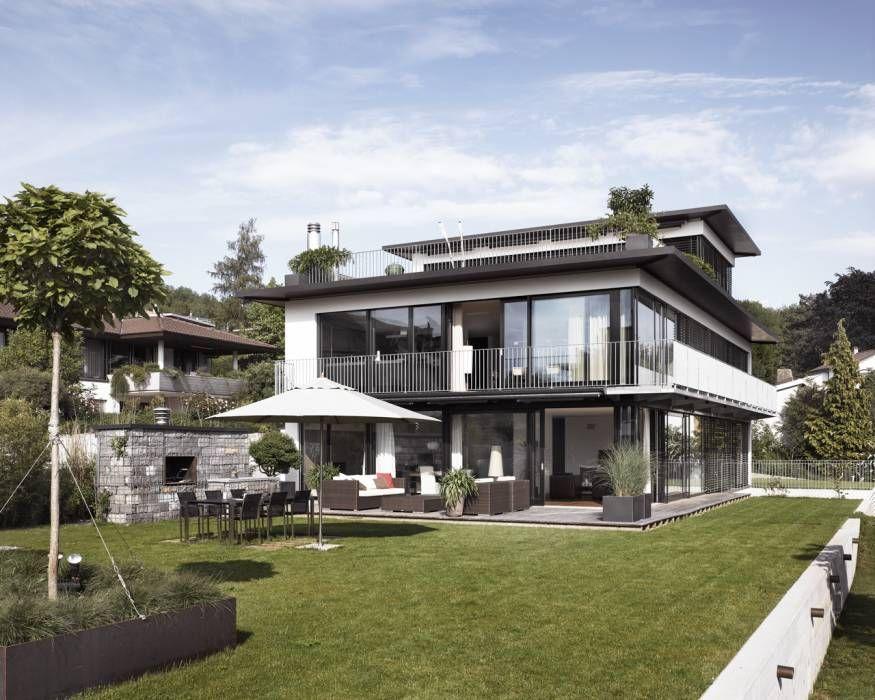Suche Architekten objekt 176 meier architekten moderne häuser meier architekten