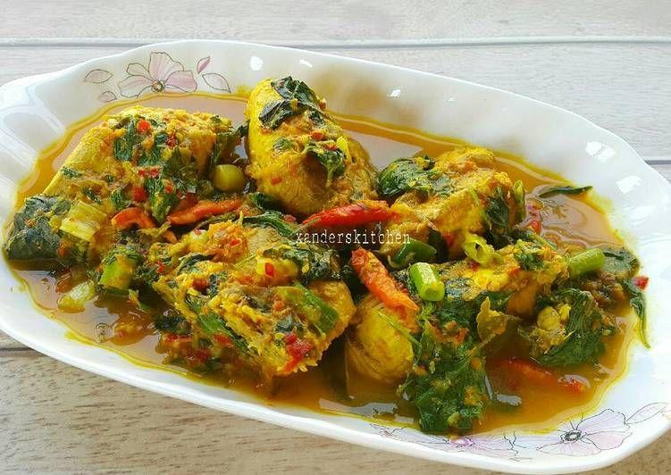 Resep Tenggiri Woku Belanga Oleh Xander S Kitchen Resep Resep Ikan Resep Resep Makanan