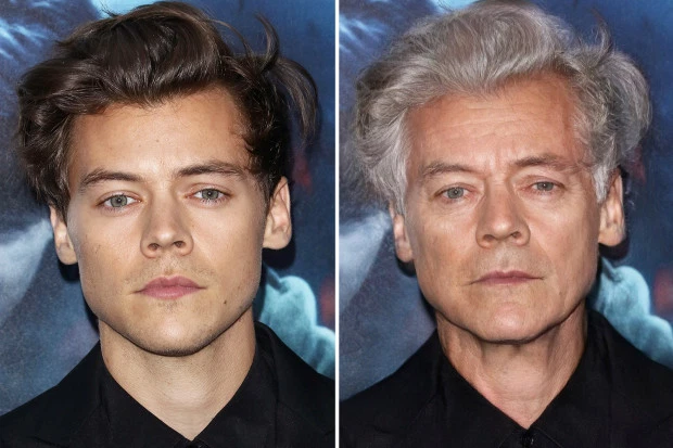Genius app shows how you'll look when old and celebs are