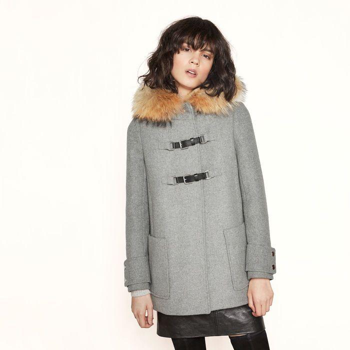 Veste hiver femme maje